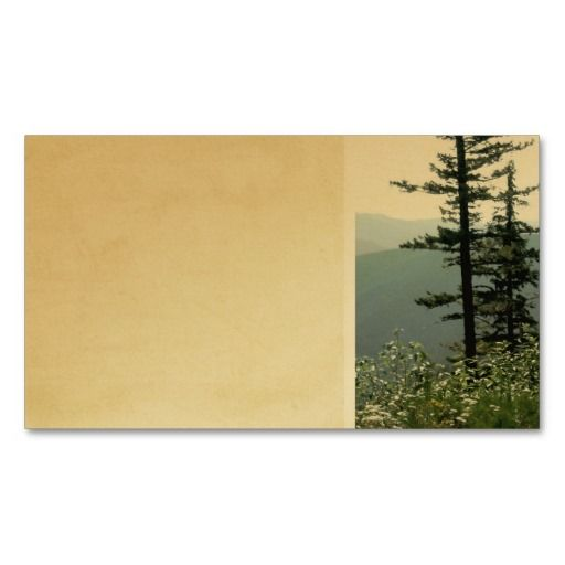 Business card template vintage look mountain scene pinterest business card template vintage look mountain scene businesscards zazzle flashek Image collections