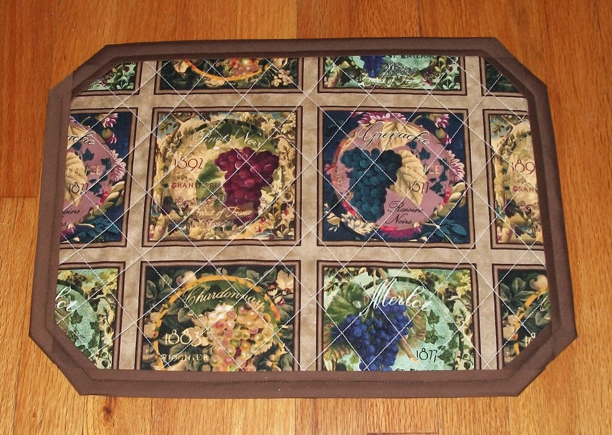 Pin On Placemats Table Runners