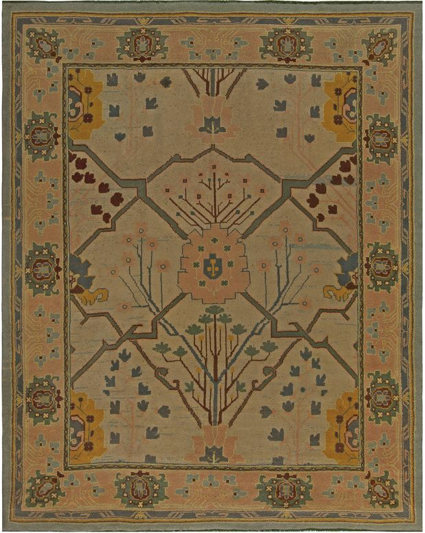 Arts Craft Rug Bb5797 Floor Coverings Pinterest Rugs