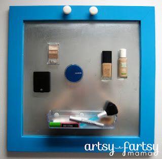 Makeup Magnet Board
