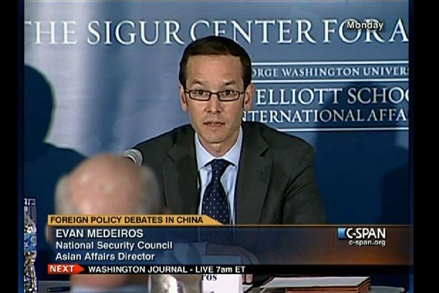 Oficial da Casa Branca pede uma China mais previsível   #China, #Confiabilidade, #Conflito, #Diplomacia, #DisputaTerritorial, #MatthewRobertson, #Pacífico, #Previsibilidade, #Soberania