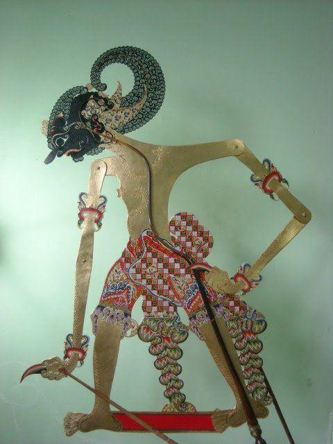 Werkudara Bima Seni Tradisional Seni Grafis Seni