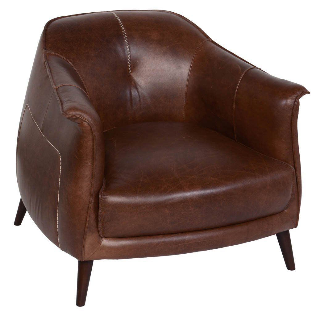 Best The Martel Club Chair In Tan Instantly Transforms Any 400 x 300