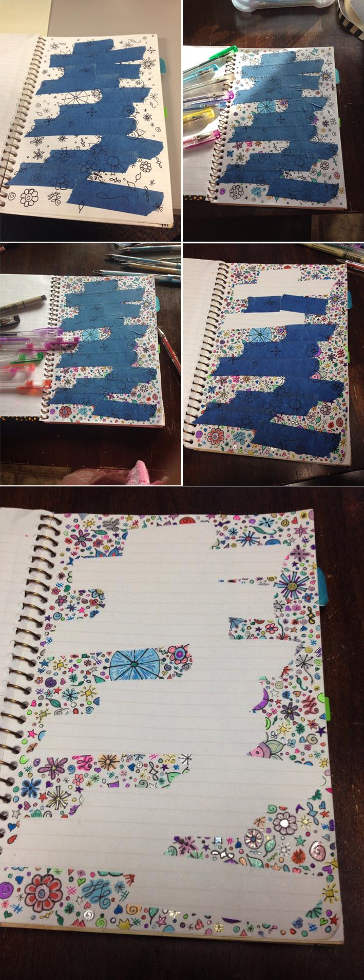 Awesome smashbook page idea by Carey Luker Thomas on the SMASH*aholics facebook page ..