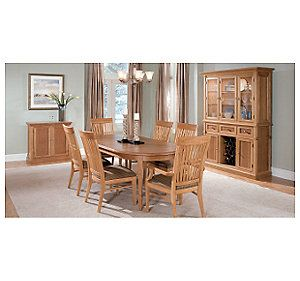 Dh Wood Dining Room Featuring Round Table 42 Diam X 30 H