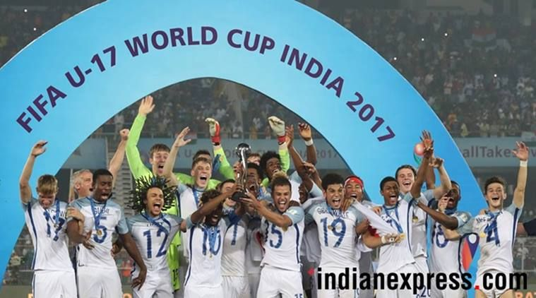 Lions Kings England Colts Script History Win Maiden Fifa U 17 World Cup Title World Cup Fifa Fifa World Cup