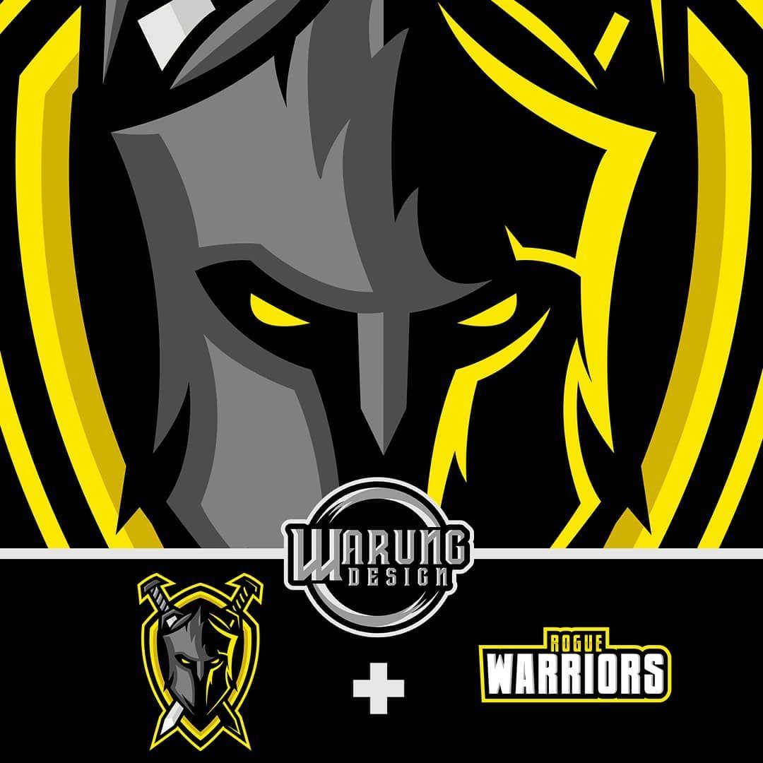 The Warriors Rogues Logo
