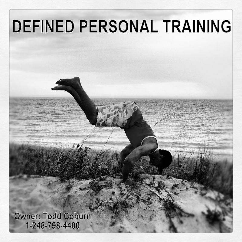 Defined Personal Training Owner Ceo Get In The Best Shape Of Your