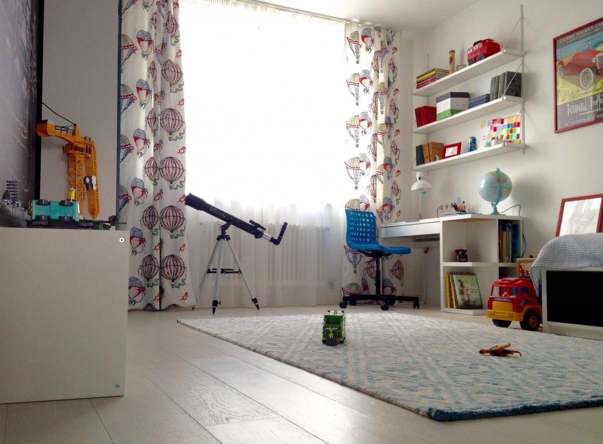 Ikea детская для мальчика хранение игрушек дизайн детской комнаты