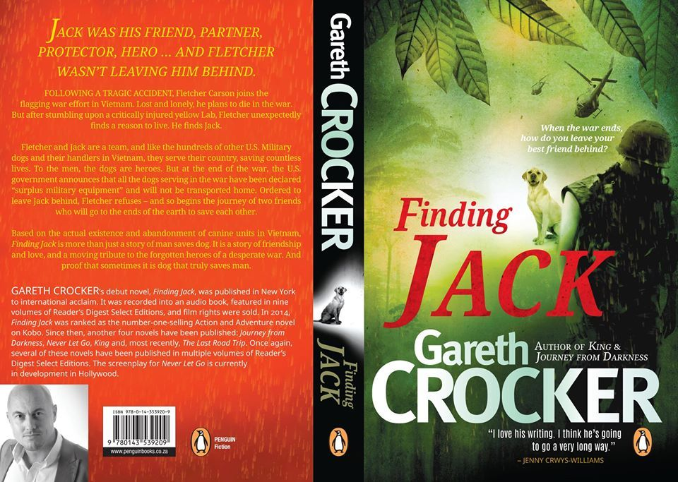 TO READ: Finding Jack, by Gareth Crocker