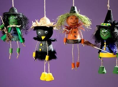 Halloween Danglers