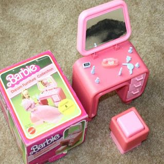 SPRINKLES AND PUFFBALLS: Barbie's Stuff