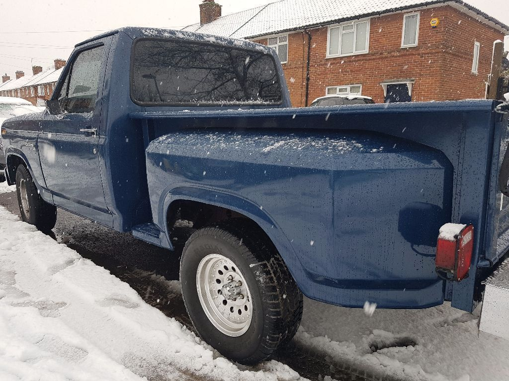This ford f100 v8 is for sale. | Fast Fords | Pinterest | Ford, V8 ...