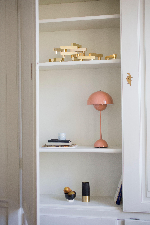 Vp3 Flowerpot Table Lamp In 2020 Metal Table Lamps Table Lamp Retro Lamp
