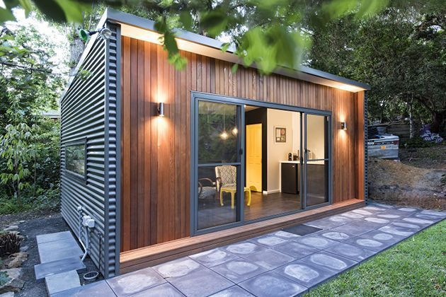 Expand Your Home Space With Inoutsideu0027s Prefabricated Buildings #prefab  Trendhunter.com #prefabhomesaffordable
