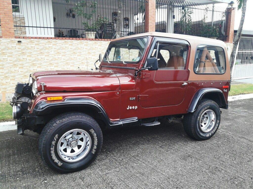 Mi Tonka Jeep Cj 7 1976 Willys Jeep Jeep Cj7 Jeep Cj