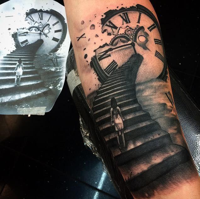5e9e1a497 BodyArt Award winning tattoo studio Tunbridge Wells Kent | Stairs ...