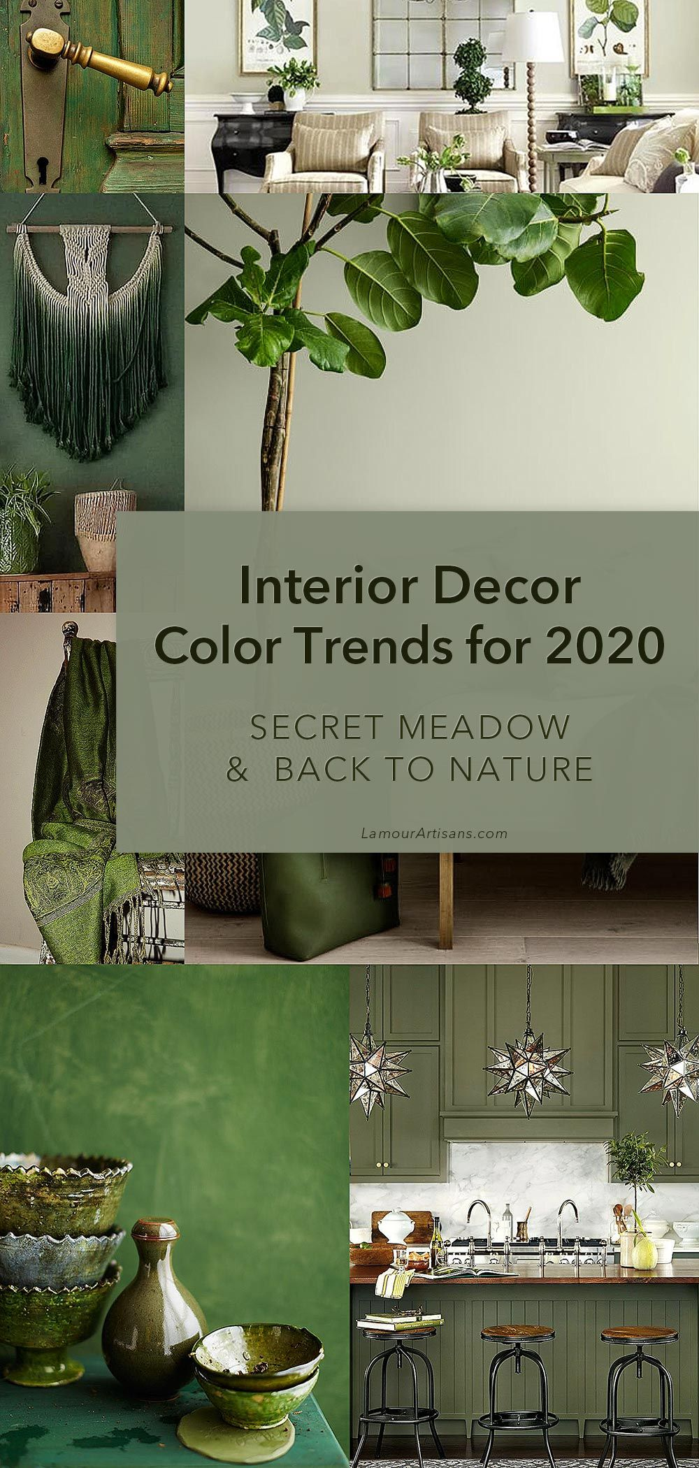 interior decor color trends for 2020 colorful decor on decorator paint colors id=54720