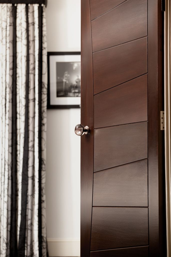 Interior door wooden doors pinterest for Modern main door design