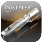 The InStyler #Hair Guide #app is a blend of an infomercial and #tutorial all in one and I find it to be really helpful and useful if you happen to own this tool.