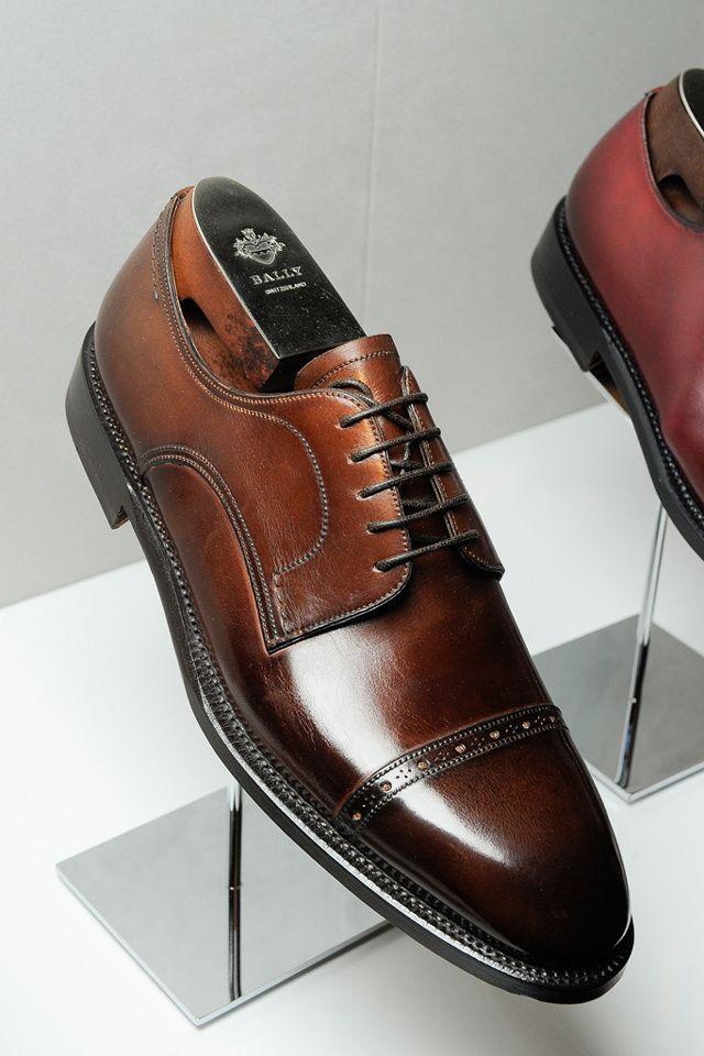1ea976c2867 Los mejores zapatos de Milan Fashion Week Zapato De Vestir Hombre
