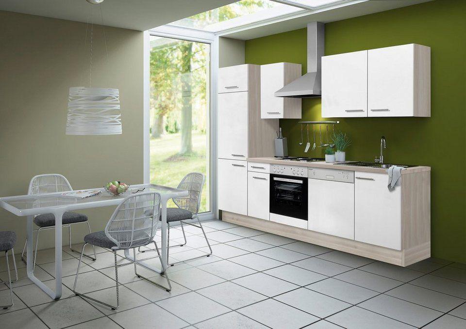 Elegant OPTIFIT Küchenzeile Ohne E Geräte »Skagen, Breite 270 Cm   Set 2«