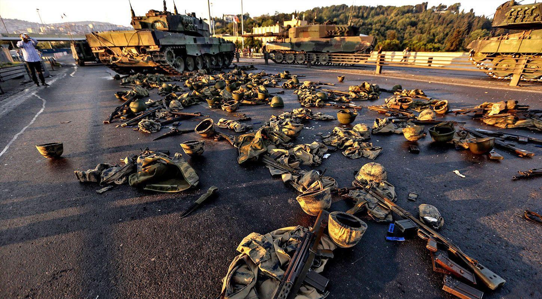 هل أتاك حديث فشل الانقلاب في تركيا : سيادة الشعب و المعارضة