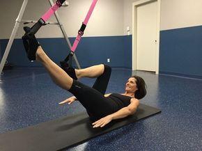 Pilates Workout for TRX #pilatesworkoutvideos