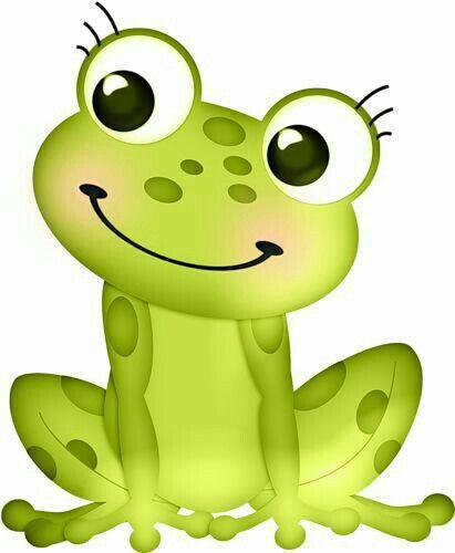 Frosche Frosch Illustration Frosch Zeichnung Basteln Fruhling Kindergarten