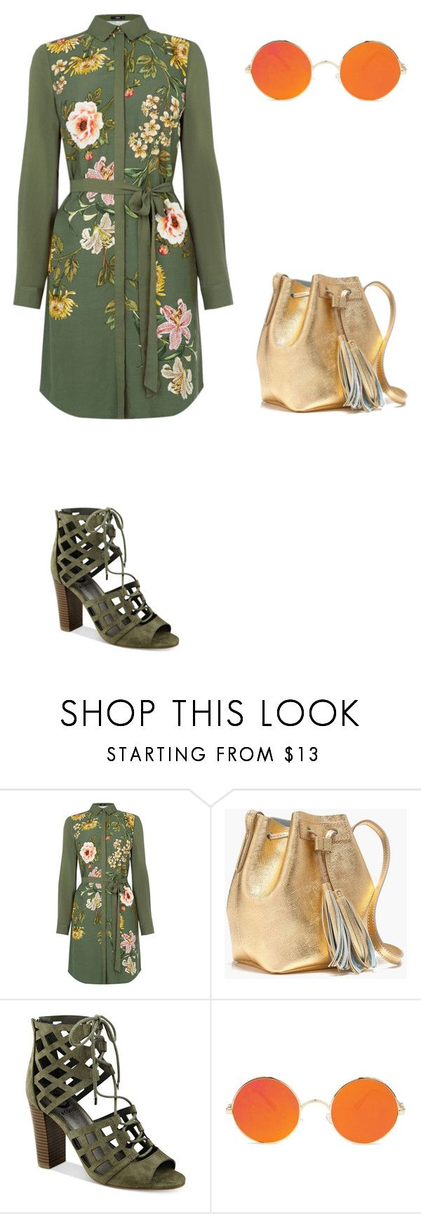 """Bez tytułu #1813"" by tariisilra ❤ liked on Polyvore featuring Oasis, J.Crew and G by Guess"