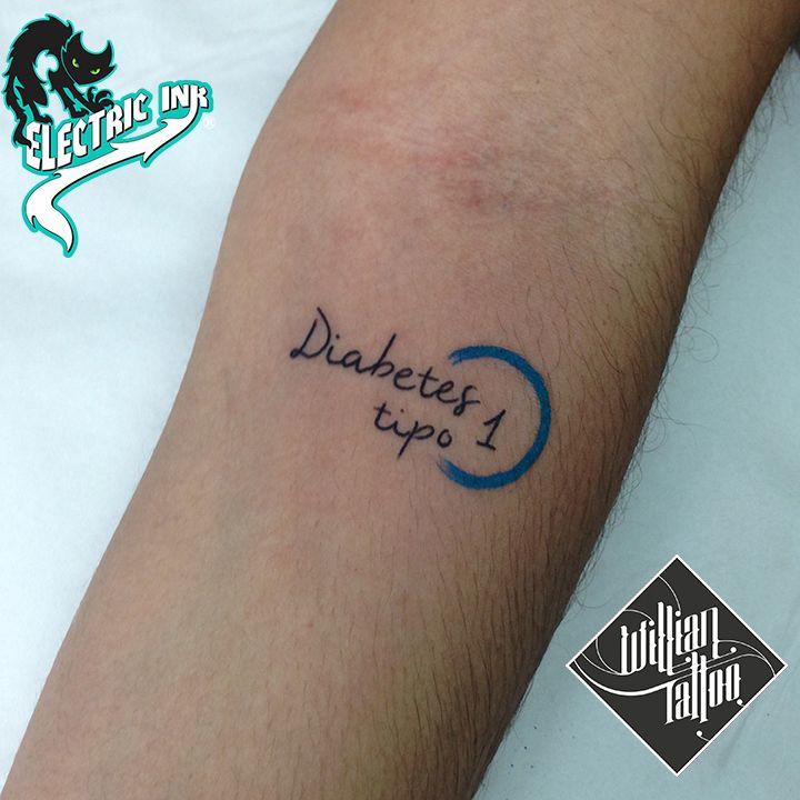 diabetes 1 tatuajes