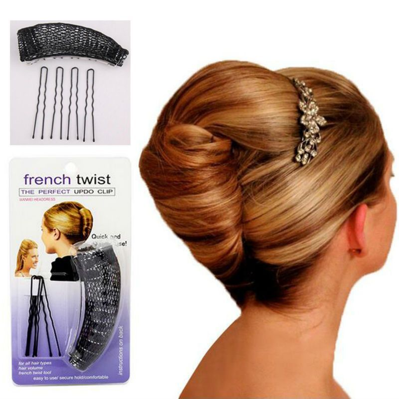 Hair Styling Captivating Youmap Hair Donut Bun Maker Magic Hair Styling Tools Princess