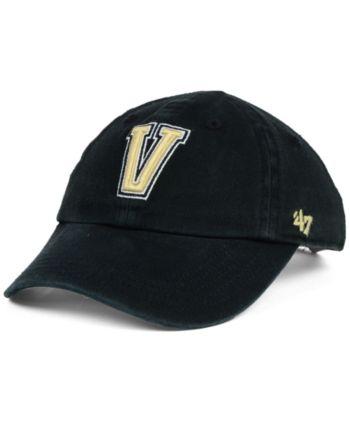 3fe9273e7d2293 '47 Brand Babies' Vanderbilt Commodores Clean Up Cap - Black Infant. '