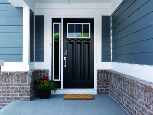 Merveilleux How To Choose An Exterior Paint Color | Schlage. Exterior Door  HardwareExterior ...
