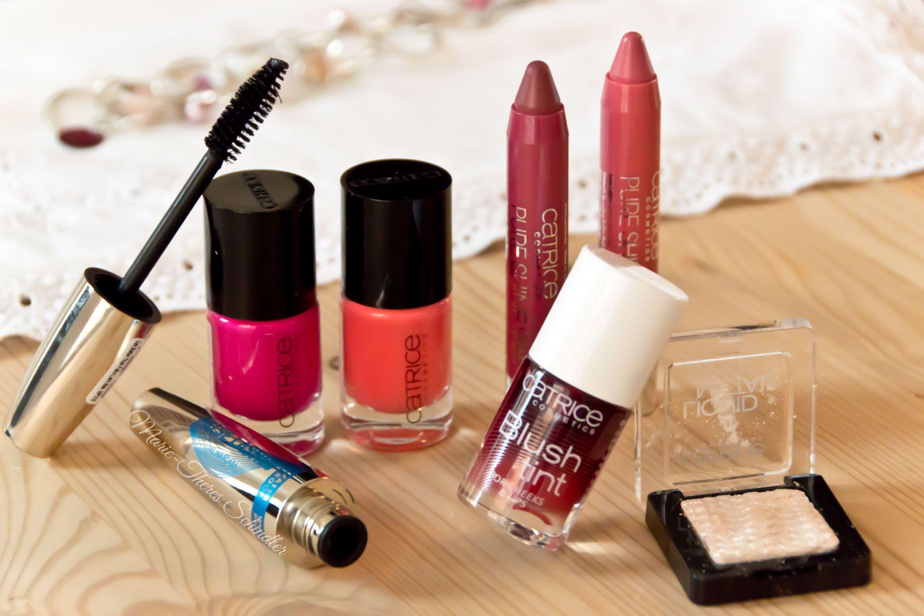 Einige der Catrice It-Pieces - da sind tolle Sachen dabei! :-) #cosnova #catrice #beauty #kosmetik