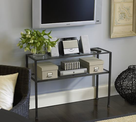 Tanner 42 Console Table Console Table Media Console Table Media Console