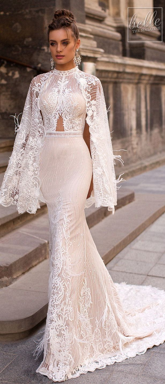 Liretta Wedding Dresses 2019 Belle The Magazine Stunning Wedding Dresses Wedding Dresses Bridal Dresses [ 1433 x 615 Pixel ]