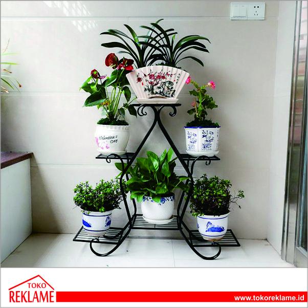 Tempat Pot Bunga Besi Di Makassar Pot Bunga Bunga Ide Berkebun