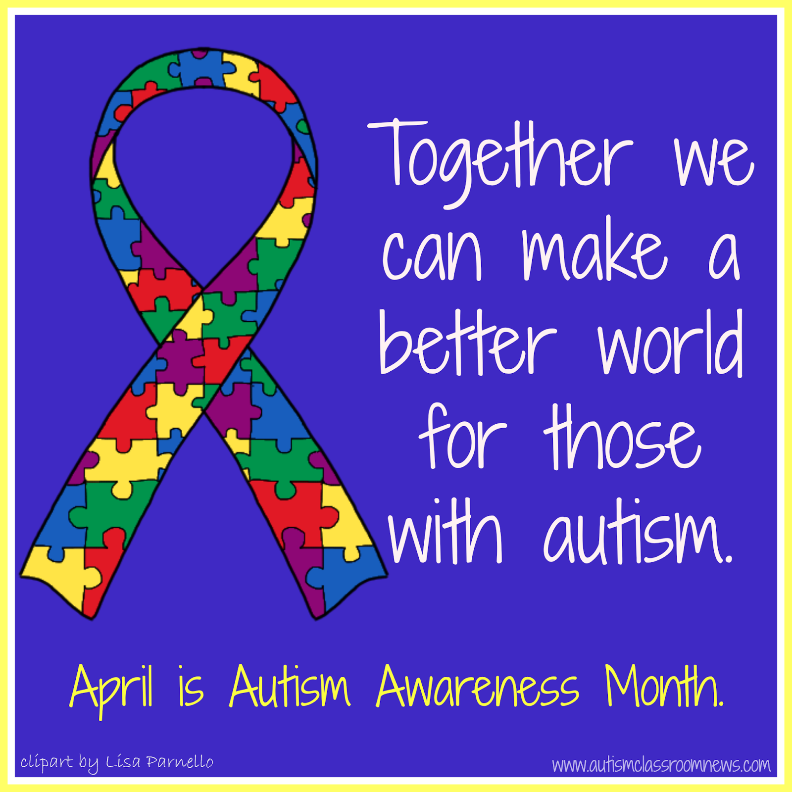 Gearing up for national autism awareness month freebies autism gearing up for national autism awareness month freebies by autism classroom news http biocorpaavc