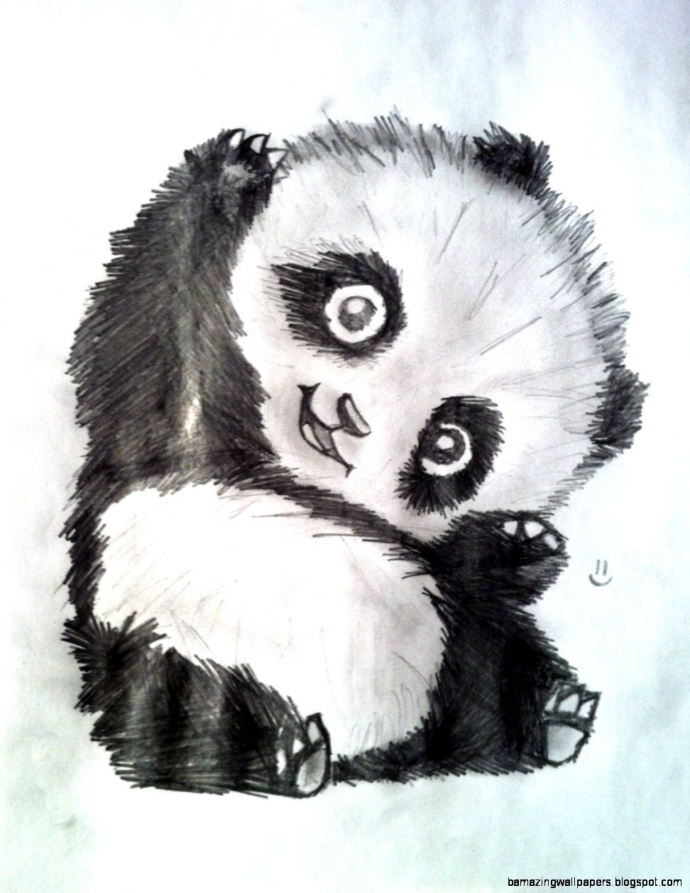 Cute Panda Drawing Tumblr Amazing Wallpapers Çizim