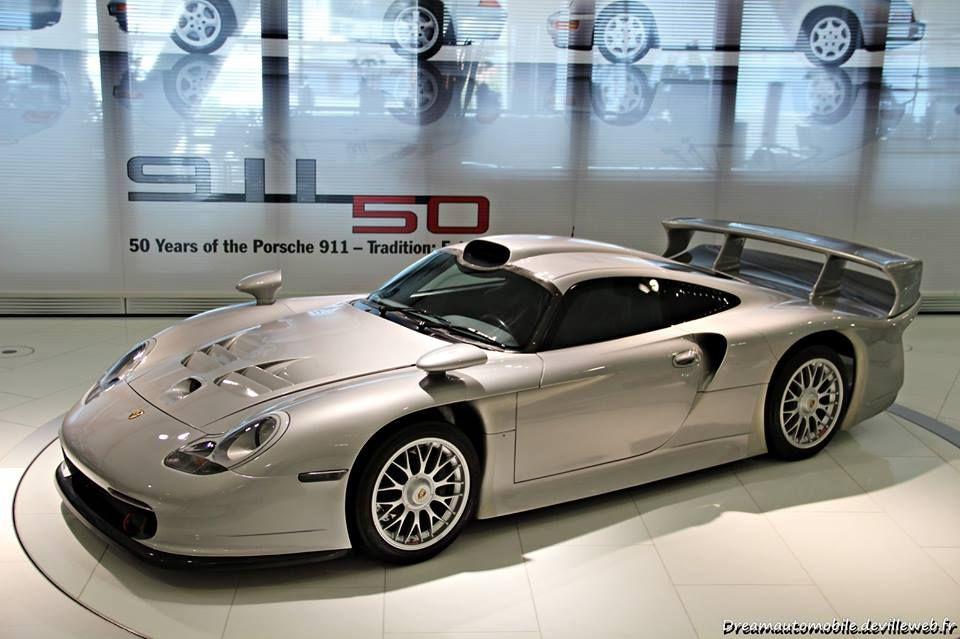 Porsche 996 Gt1 Street Version Httpdreamautomobileilleweb