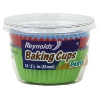 Reynolds Baking Cups Only $0.24 at Target - http://wp.me/p56Eop-HF7