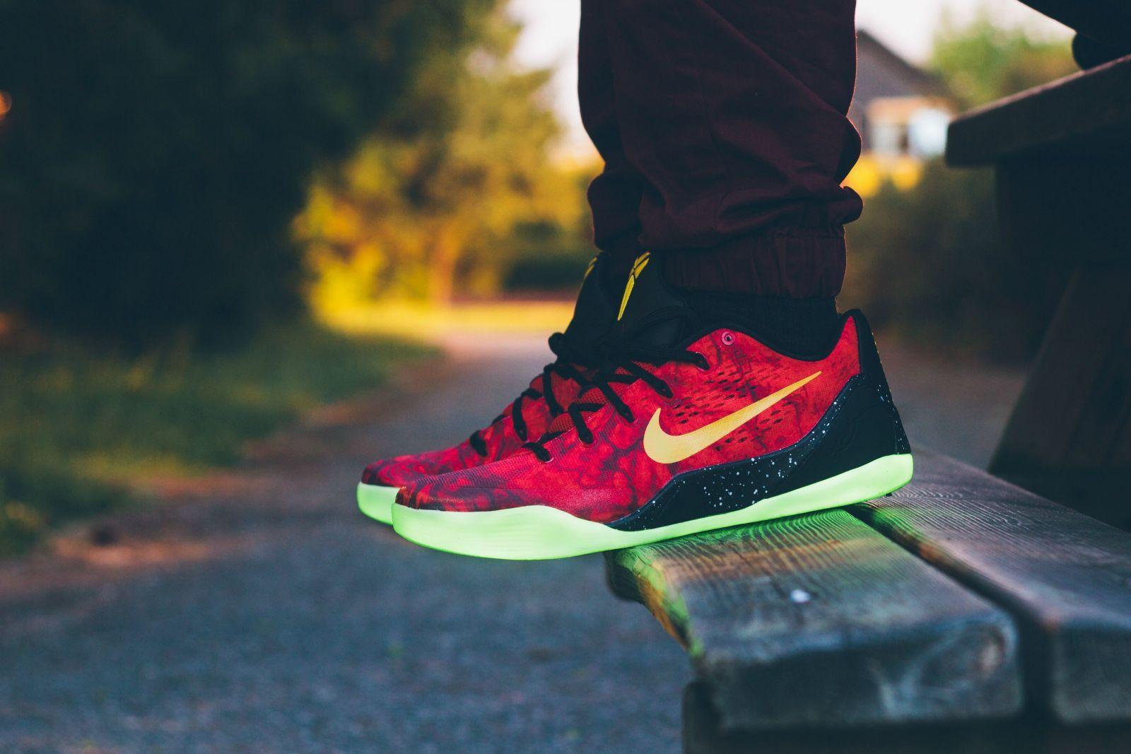Nike Kobe 9 EM iD #wdywt #nikeid