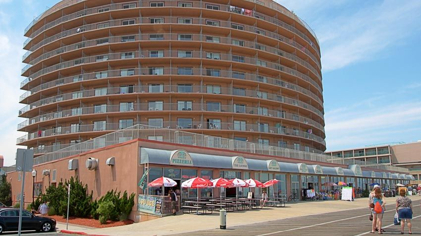 Grand Hotel And Spa Ocean City Maryland