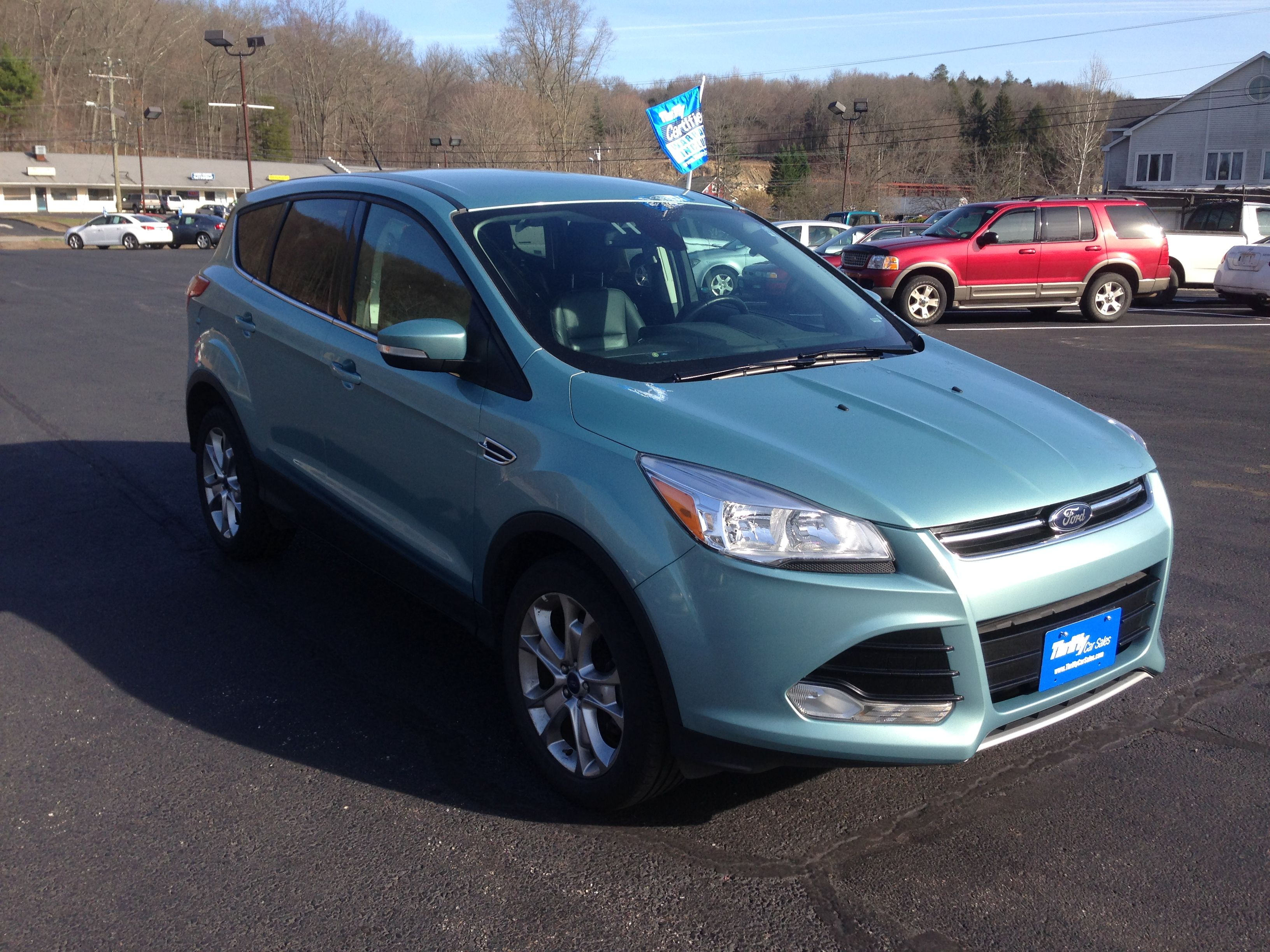 I Like This 2013 Ford Escape Sel What Do You Think Https