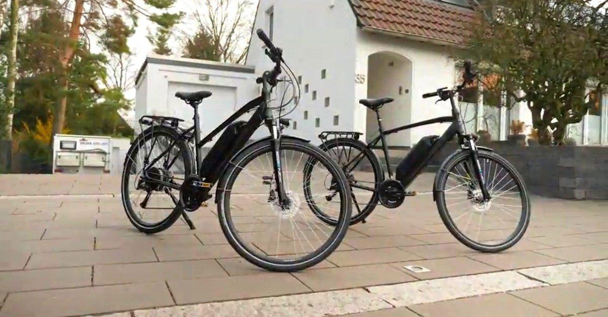 E Bike Ab Heute Bei Aldi Fur 899 Euro Trekking Pedelec Von Prophete Im Technik Check Lohnt Sich Der Kauf Pedelec E Bike Aldi