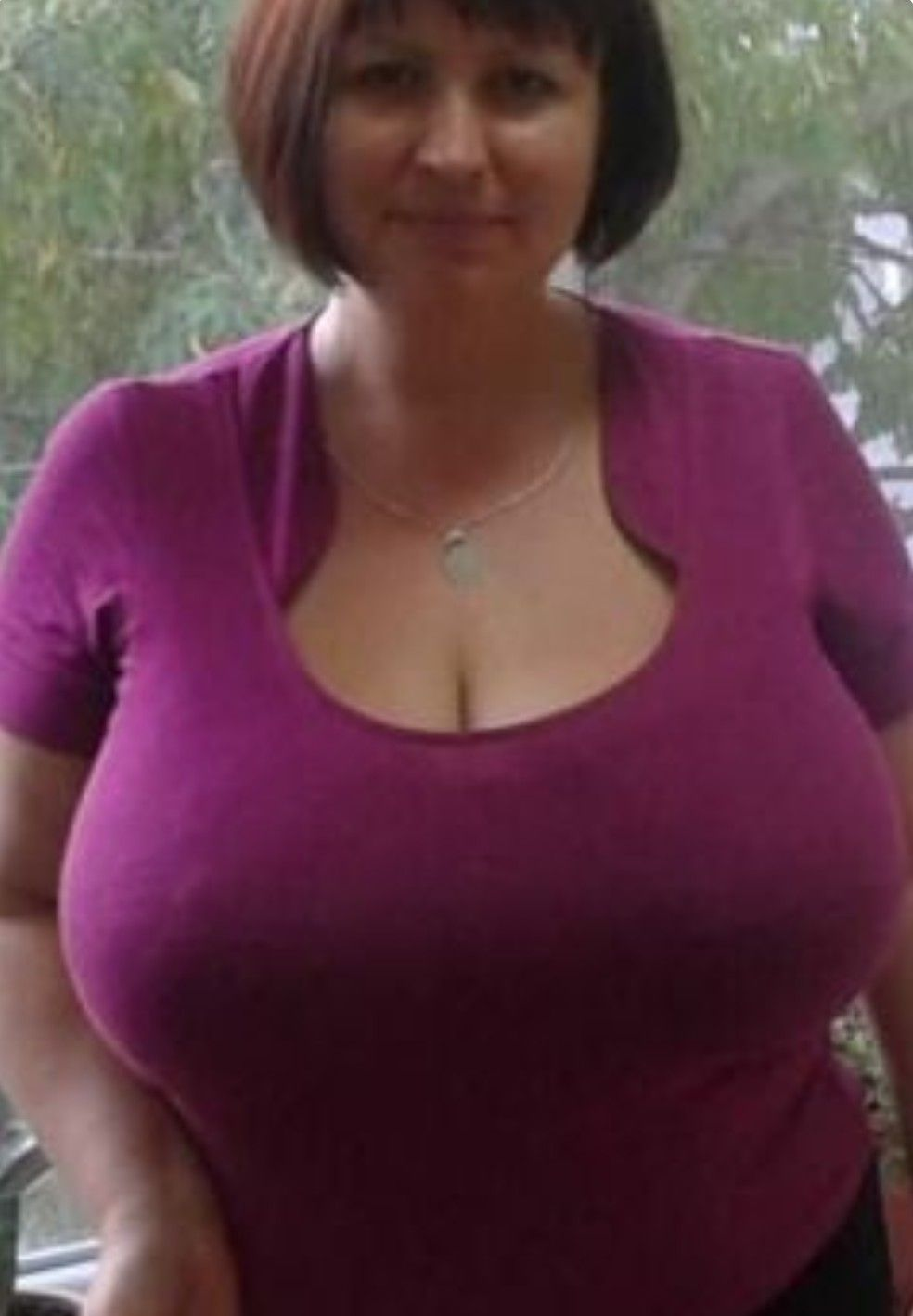 Lesbians with big melons bouncing