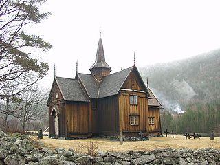 Nore stavkirke