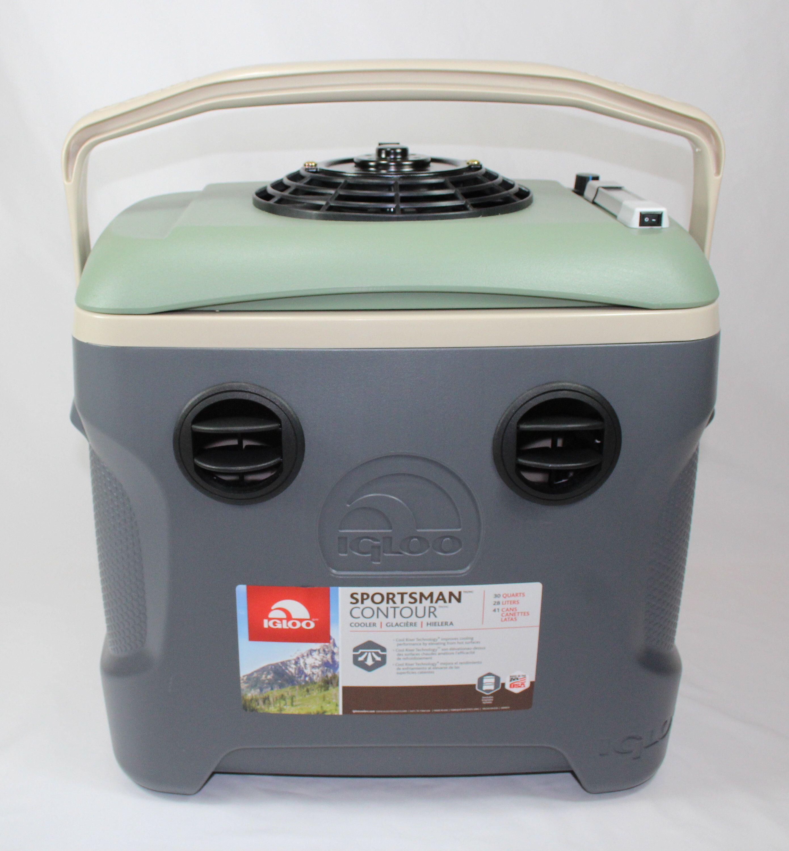 12V Portable Air Conditioner Cooler 30 Quart 560 CFM