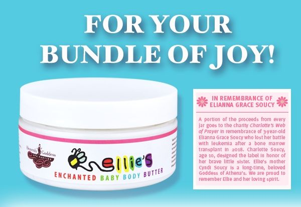 Ellie's Enchanted Baby Body Butter provides amazing ...